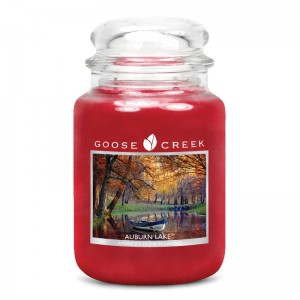 Goose Creek Candle AUBURN LAKE Świeca Duża