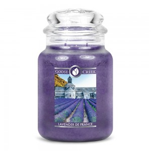 Goose Creek Candle LAVENDER DE FRANCE Świeca Duża