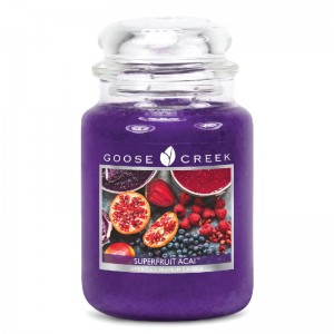 Goose Creek Candle SUPERFRUIT ACAI Świeca Duża