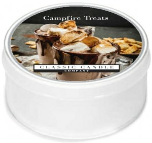 Classic Candle CAMP FIRE TREAT MiniLight