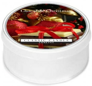 Classic Candle CHOCOLATE CHRISTMAS MiniLight
