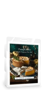 Classic Candle PUMPKIN PIE Wax Melt