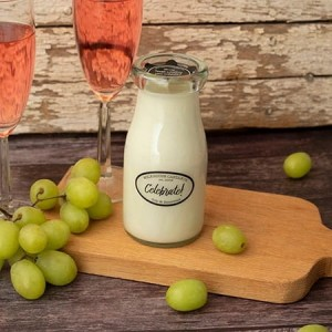 Milkhouse Candles CELEBRATE! Milk Bottle