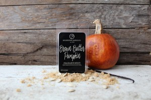 Milkhouse Candles BROWN BUTTER PUMPKIN Wosk