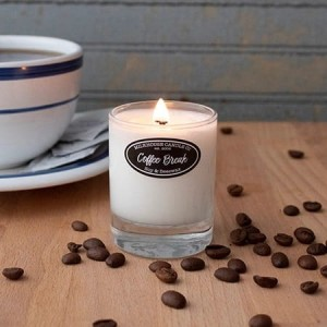 Milkhouse Candles COFFEE BREAK Shot