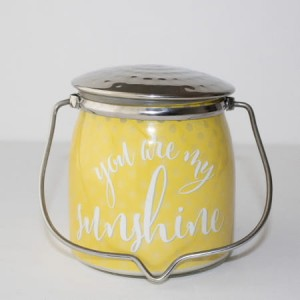 Milkhouse Candles YOU ARE MY Sentiments Wrapped Butter