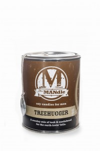 Eco Candle Co. TREEHUGGER Świeca The MANdle