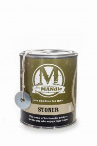 Eco Candle Co. STONER Świeca The MANdle