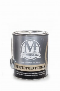 Eco Candle Co. PERFECT GENTLEMAN Świeca The MANdle