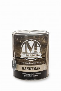 Eco Candle Co. HANDYMAN Świeca The MANdle