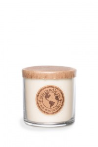 Eco Candle Co. BOURBON VANILLA Świeca Mała