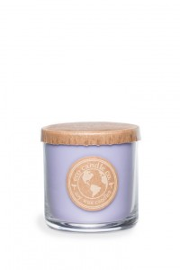 Eco Candle Co. LAVENDER LEMON Świeca Mała