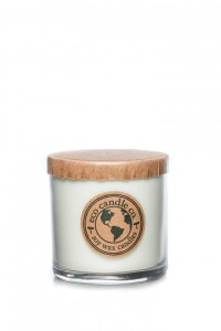 Eco Candle Co. LEMONGRASS SAGE Świeca Mała