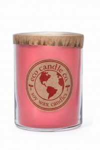 Eco Candle Co. APPLE ORCHARD Świeca Średnia