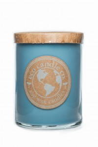 Eco Candle Co. BLUEBERRY PATCH Świeca Średnia