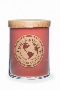 Eco Candle Co. DOOR COUNTY CHERRY Świeca Średnia