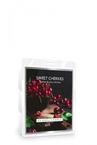 Classic Candle SWEET CHERRIES SOY Wosk