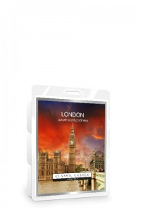 Classic Candle LONDON SOY Wosk