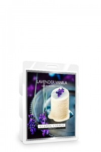 Classic Candle LAVENDER VANILLA SOY Wosk