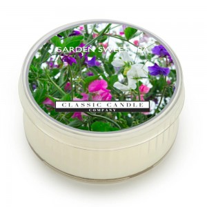 Classic Candle GARDEN SWEET PEA SOY MiniLight