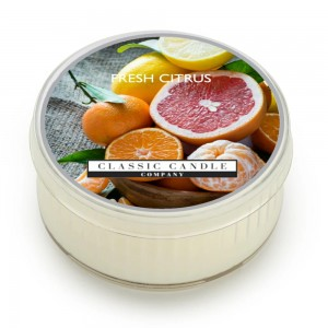 Classic Candle FRESH CITRUS SOY MiniLight
