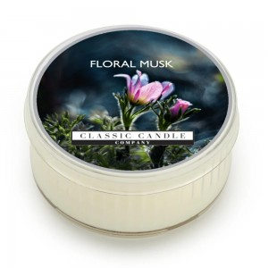 Classic Candle FLORAL MUSK SOY MiniLight