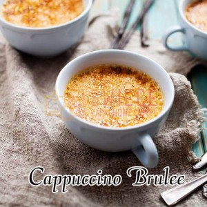 Milkhouse Candles CAPPUCCINO BRULEE Wosk