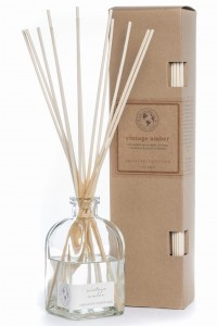 Eco Candle Co.  VINTAGE AMBER Reed Diffuser