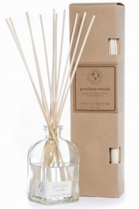 Eco Candle Co.  PRECIOUS WOODS Reed Diffuser