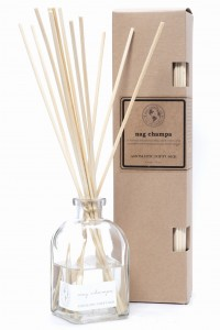 Eco Candle Co.  NAG CHAMPA Reed Diffuser