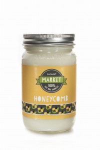 Eco Candle Co.  HONEYCOMB Świeca Eco Market