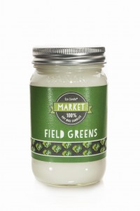 Eco Candle Co.  FIELD GREENS Świeca Eco Market