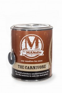 Eco Candle Co.  THE CARNIVORE Świeca The MANdle