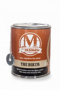 Eco Candle Co.  THE BIKER Świeca The MANdle