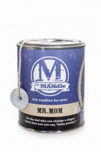Eco Candle Co.  MR. MOM Świeca The MANdle