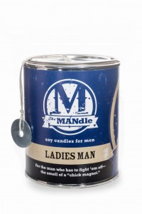 Eco Candle Co.  LADIES MAN Świeca The MANdle