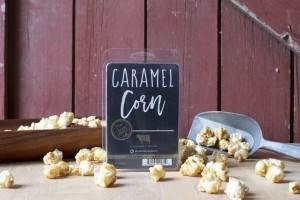 Milkhouse Candles CARAMEL CORN Wosk