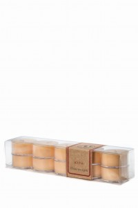 Eco Candle Co. ALOHA Tea Lights