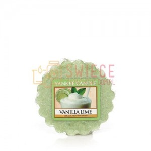 Yankee Candle Vanilla Lime Wosk