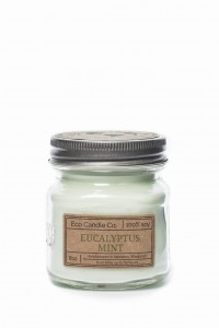 Eco Candle Co. EUCALYPTUS MINT Świeca Retro Mason