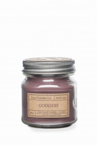Eco Candle Co. GODDESS Świeca Retro Mason