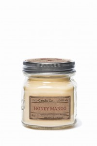 Eco Candle Co. HONEY MANGO Świeca Retro Mason