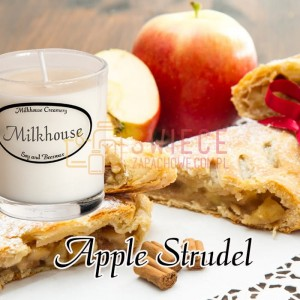 Milkhouse Candles APPLE STRUDEL Shot