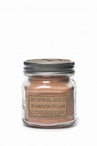 Eco Candle Co. PUMPKIN PECAN Świeca Retro Mason