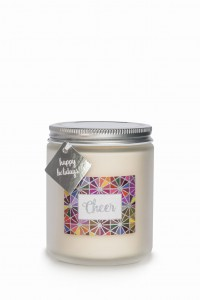Eco Candle Co. CHEER Świeca Holiday Collection