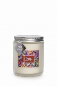 Eco Candle Co. LOVE Świeca Holiday Collection