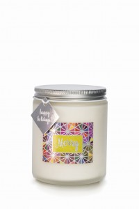 Eco Candle Co. MERRY Świeca Holiday Collection
