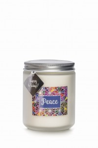 Eco Candle Co. PEACE Świeca Holiday Collection