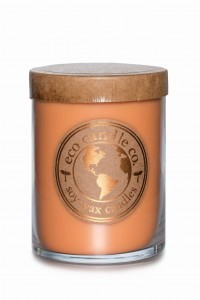 Eco Candle Co. ORANGE CLOVE Świeca Średnia