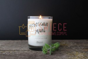 Milkhouse Candles MOROCCAN MINT SPA